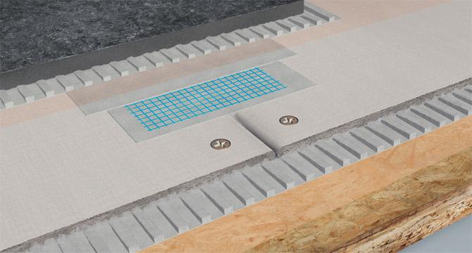 Knauf aquapanel u aquapanel cement board floor tile underlay