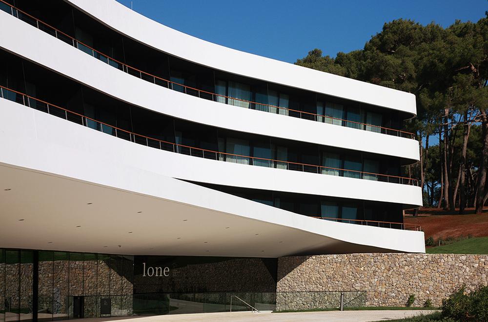 Image Lone Hotel in Rovinj, Croatia