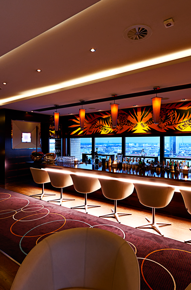 Image of Falco Bar & Restaurant at WestIn Hotel, Leipzig