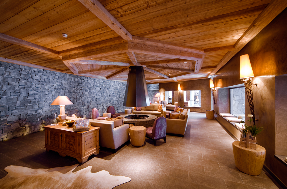 Image of Palace Hotel, Gstaad, Switzerland