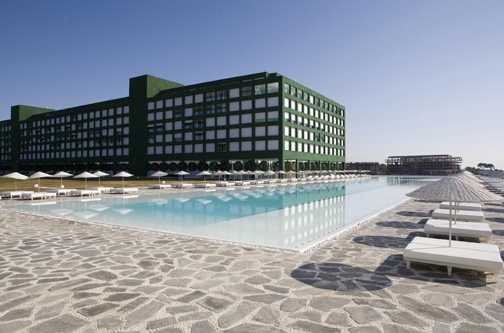 KNAUF AQUAPANEL - Adam & Eve Hotel, Belek, Antalya, Turkey
